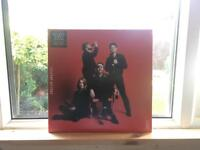 The Vaccines - English Graffiti Deluxe Red Vinyl LP & CD & lithographs