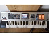 Roland X6