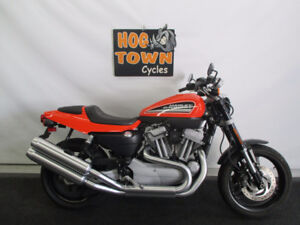 2009 XR1200 Orange pearl