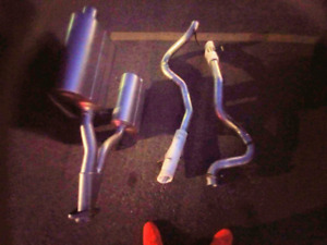 Flowmaster Cat Back Dual Exhaust