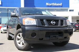 2015 Nissan Titan S/Bed-Liner/4X4/Tow Hitch/Running Boards