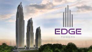 EXCLUSIVE SALE FOR EDGE CONDOS