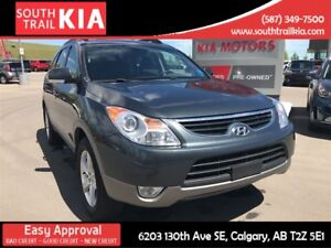 2012 Hyundai Veracruz LEATHER SUNROOF AWD
