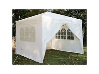 Beige airwave Pop Up Gazebo Fully Waterproof 2x2m