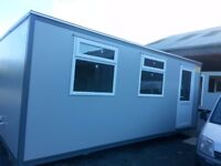 Variety of bespoke cabins available