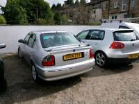 Our brilliant Rover 45, £ 645.00, ovno, 1 year mot and fully serviced