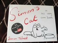 Simons Cat hard back books