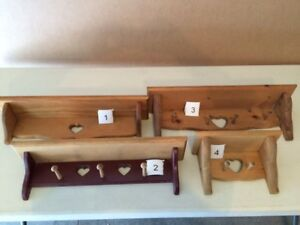 Country Pine Shelves Only 3 left