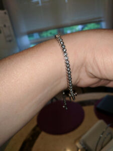 Looking to trade 10k diamond bracelet for a motorcycle