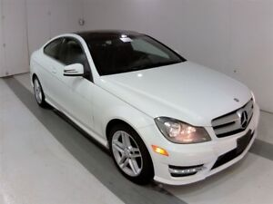 2013 Mercedes-Benz C-Class C250 COUPE ~ PANORAMA ROOF !!!