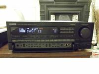 Kenwood KR-V9010 130 watts per channel surround sound AM/FM hi-fi stereo receiver