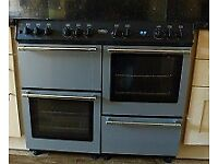 Belling 8 burner range cooker with double oven and grill - £350 ONO - TWICKENHAM