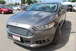 2013 Ford Fusion SE Bluetooth, Heated Seats, Touch Screen Aud...