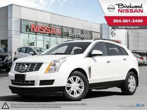 2013 Cadillac SRX Leather Collection AWD! Local Lease Return!