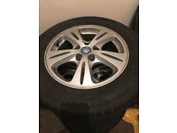 """Ford 16"""" Orignal Alloys and Avon Tyres, 215/60R16"""