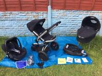 Quinny Buzz 3in1 Full Set WEEKEND PRICE £269