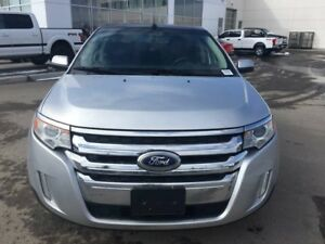 2012 Ford Edge SEL LEATHER AWD LOW KMS ACCIDENT FREE