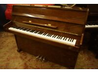 Weber upright piano, tuned and UK delivery available - Video demo