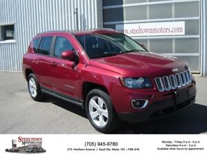 2016 Jeep Compass 4x4|High Altitude|Sunroof|Power Seat
