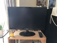 SAMSUNG LCD TV/Monitor 1080p Full HD, 24 inches, T24C300