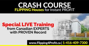 Brockville Real Estate LIVE Seminar by Canadian Experts