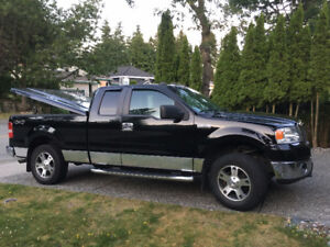 2007 FORD 150 TRUCK, VERY GOOD CONDITION.(Coquitlam) $ 8900