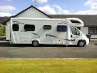 Beautifull 2007 Fiat Lunar Roadstar 786 mint