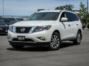 2015 Nissan Pathfinder SV, 4WD, One Owner, No accidents