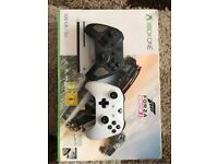Xbox One S 500GB Bundle - 11 Month GAME Warranty - 2 New Controllers - Games - £250
