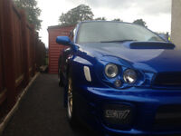imaculate impreza wrx Awd 2.0lt turbo