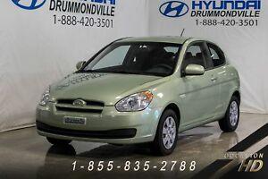 Hyundai Accent 2011 + GL + A/C + MANUELLE + PRISE AUX + SUPER PR