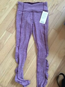 Lululemon Turn Around Tight Size 6