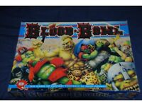 Blood Bowl Games Workshop Boxed Second Edition