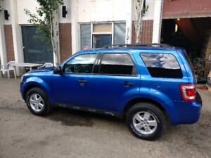 2011 Ford Escape XLT 4WD 113K MINT COND. WATCH VIDEO