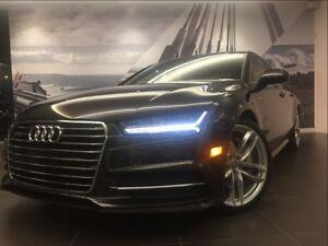 2016 Audi A7 3.0T PROGRESSIV S-LINE