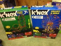 Knex construction kits