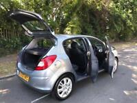 Vauxhall corsa automatic 1.4 no accident new MOT