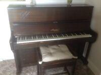 Steindorff Upright Piano