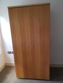 STRONG DOUBLE WARDROBE. Free delivery!!!