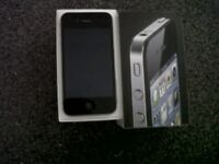 iPhone 4 SIM free with box