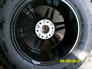Winter tires 245 170 R17