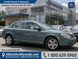 2009 Chevrolet Cobalt LT ONE OWNER & BC OWNED