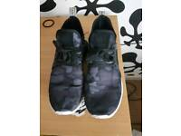 Two pairs NMD shoes