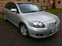 ★ SEPT 2006 Toyota Avensis 1.8 T3-X 5dr ★ FULL YEARS MOT ★ 1 OWNER,GOOD COND'N,SERV HIST,like vectra