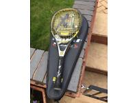 Top quality volki tennis racket (signed by roger federer) £75