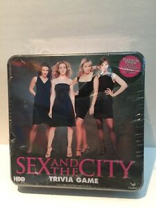 Sex and the City trivia game - NEW