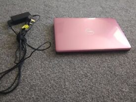 For Sale Dell 1545 Shell Pink Laptop