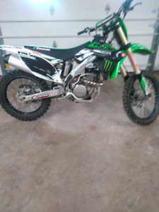 REDUCED kx250f 2011 Need gone