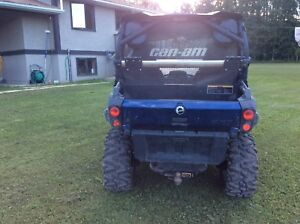 2012 Can-Am Commander Limited