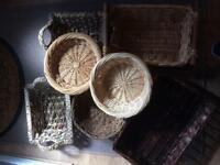 Selection of baskets